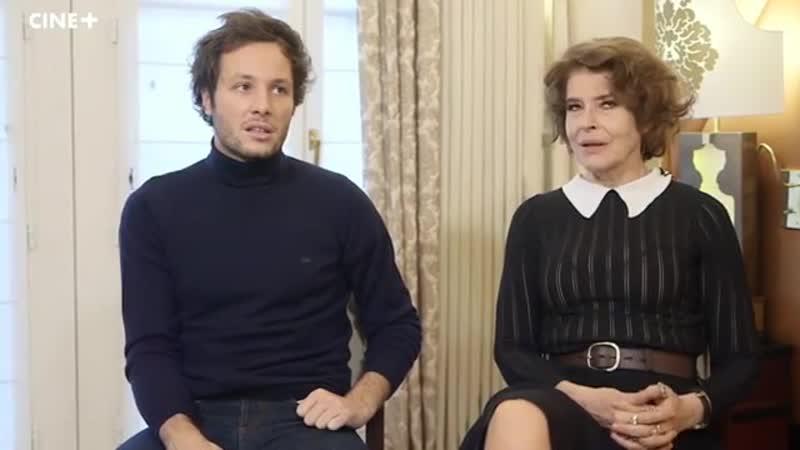 Фанни Ардан / Fanny Ardant - Cine (Эфир от 07.12.2018)