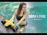 SEAFLYER The Ultimate Handheld Underwater Scooter