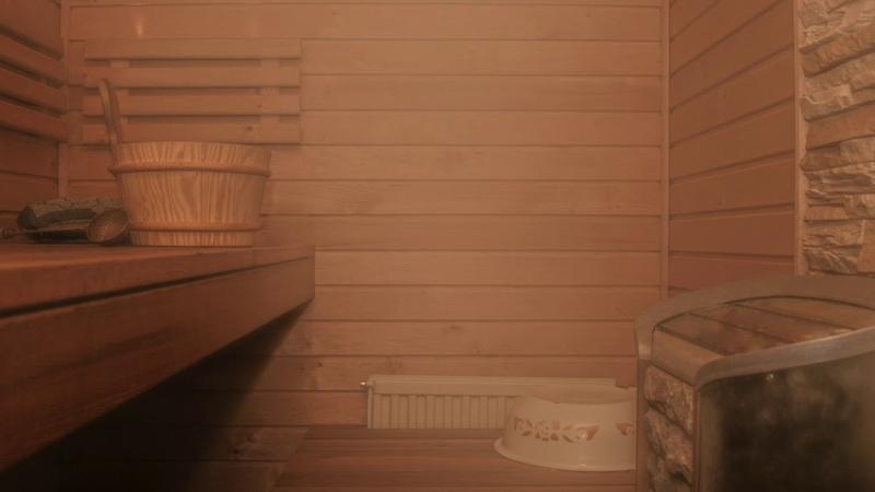MGS: Peace Walker Sauna Track English Dub (w/ Robin Atkin Downes and David Hayter)