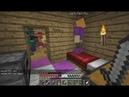 [Выживание в minecraft] - Пожар в доме и первый поход в ад [1.9.2] E3