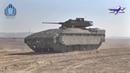 Israel MOD - Namer Heavy Infantry Fighting Vehicle Spike ATGM Firing Tests [1080p]
