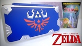 HANDS ON! NEW Nintendo 2DS XL HYLIAN SHIELD EDITION