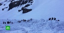 Более 10 человек пропали без вести после схода лавины в Швейцарии