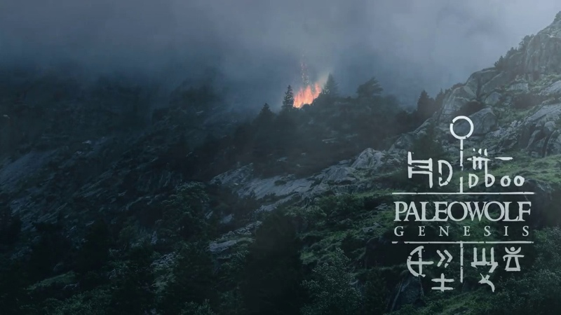 Paleolithic Dark Shamanic ambient (Paleowolf - Genesis full album)
