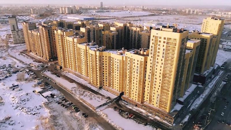 Завершенный объект ЖК Победа г.Казань