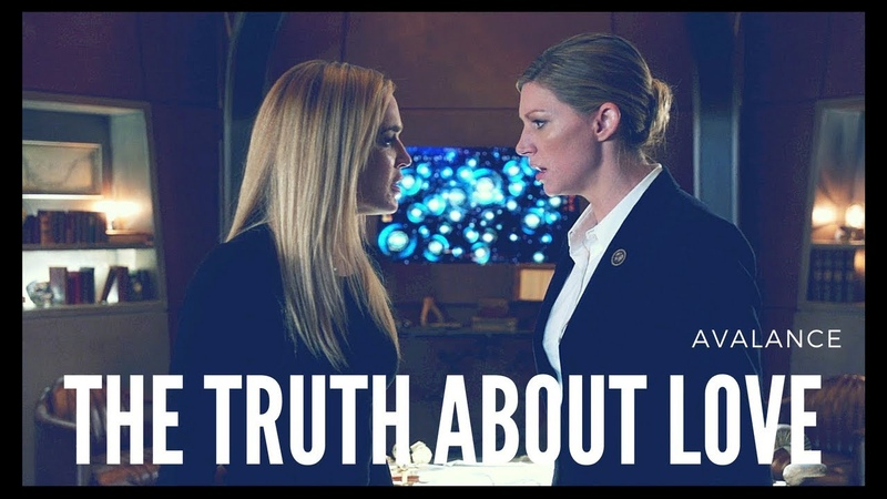 Sara Lance and Ava Sharpe || Legends of Tomorrow || The Truth About Love