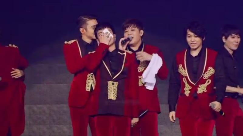 Super Junior SS6 Seoul DVD - Walkin'