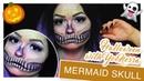 HWY - Mermaid Skull VERLOSUNG - Halloween with YooNessa