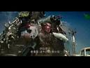 Transformers O Ultimo Cavaleiro Megatron Segurando a Cabeça do Starscream DUBLADO