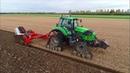 Ploughing w/ Deutz-Fahr Agrotron TTV 7250 on Soucy Tracks Kuhn Vari-Leader Plow Mts. Hack