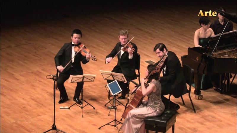 Arirang - Stradivari Quartet and Seung-Yeun Huh _ 허승연과 스트라디 바리 콰르텟