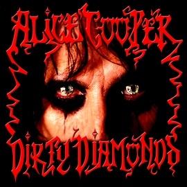 Alice Cooper альбом Dirty Diamonds