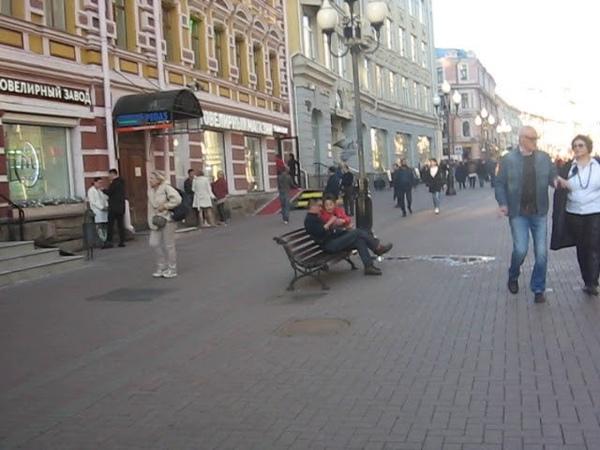 Old arbat street 15 10 2018 04