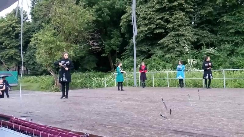 Танец амазонок. с.Красногор 12-6-2018г. BTL