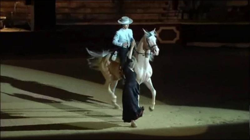 YO SOY AQUEL - Bailado por caballo Andaluz