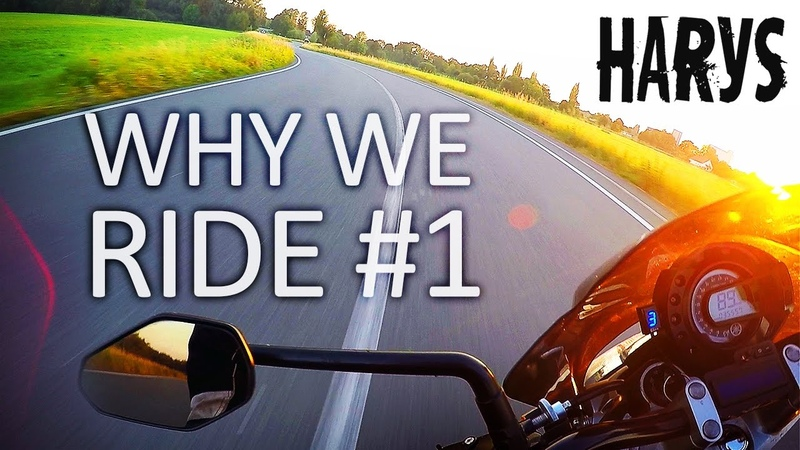 Why We Ride 1 | Yamaha FZ6-N