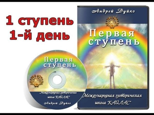 Андрей Дуйко 1 ступень 1день 2013г Эзотерика Школа Кайлас Смотреть в ютуб бесплатно Andrey Duiko