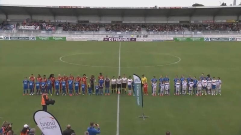 D1 Féminine - J21 - ASJ Soyaux / OL 1-5 - 08-05-2016 - Le Replay - OLTV (L'Hebdo Féminin Le Match)