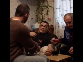 Марат Балаев и его тренер о национальностях в спорте.