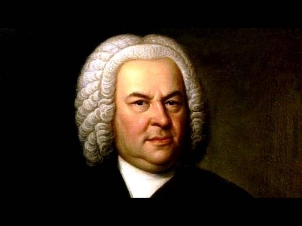 Bach - CHORALE PRELUDE `ACH, WAS IST DOCH UNSER LEBEN` BWV 743