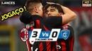 🔥 Милан - Эмполи 4-0 - Обзор Матча Чемпионата Италии 21/02/2019 HD 🔥