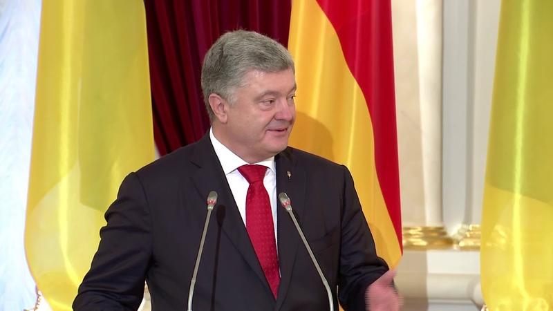 Президент Росії замість запровадження санкцій проти українців треба просто піти геть з України