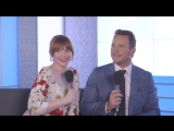 Wed be good in-laws! Chris Pratt and Bryce Dallas Howard want their kids to marry!