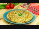 Все продукты под рукой Японская пицца из капусты невозможно остановиться