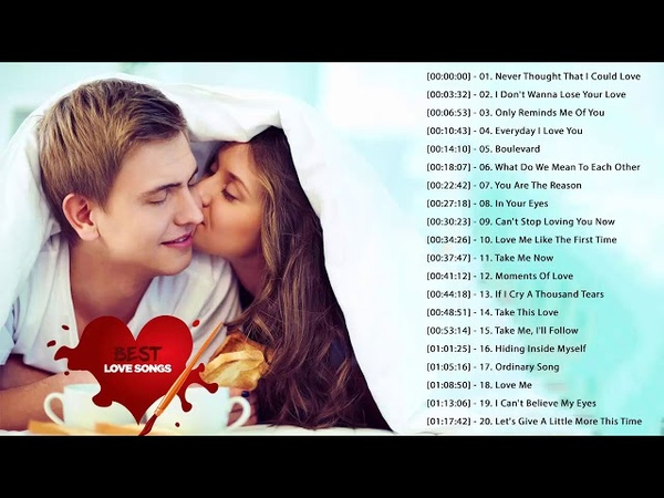 Best Romantic Songs Love Songs Playlist 2018 Great English Love Songs Collection HD