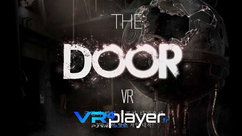 PSVR The Door VR GAMECLUB Хабаровск