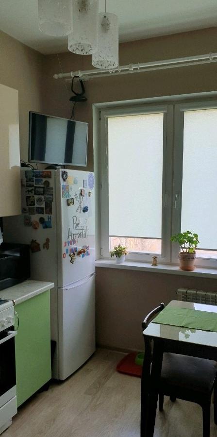 квартира в панельном доме Павла Усова 19к1
