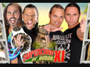 The Hardys Jeff Hardy and Matt Hardy vs The Young Bucks Matt Jackson and Nick Jackson