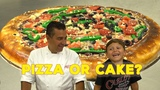 Awesome Pizza Fake-Out Cake by the Cake Boss &amp Carlo Cool Cakes 12