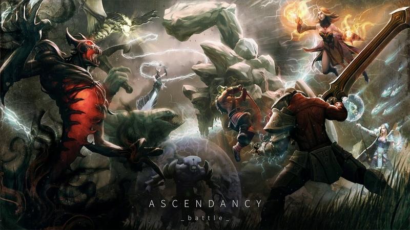 TheFatRat - Ascendancy (DOTA 2 Music Pack)