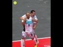 Роберто Карлос в свои 45 забивает по самурайски в японском футзальном чемпионате