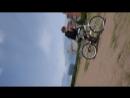Велосипед трамплин