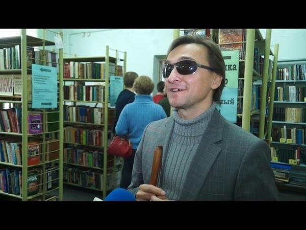 Алексей Филатов: Обычный зритель видит 'текст' картины, а незрячему нужно рассказать историю