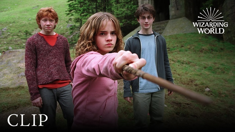 Hermione Granger vs. Draco Malfoy | Harry Potter and the Prisoner of Azkaban