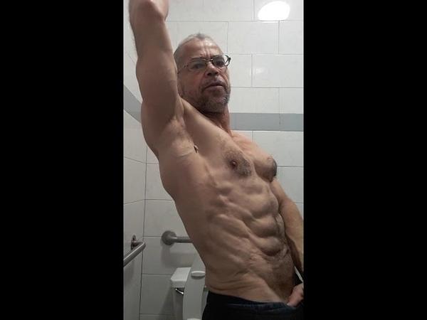 Ageless bodybuilder 57