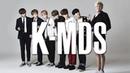 K-MDS BTS - Run Открытая группа