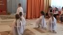 Танец Журавли в детском саду