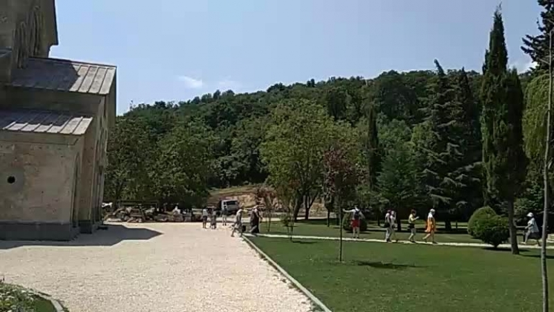 Грузия, Бодбе, Кахети