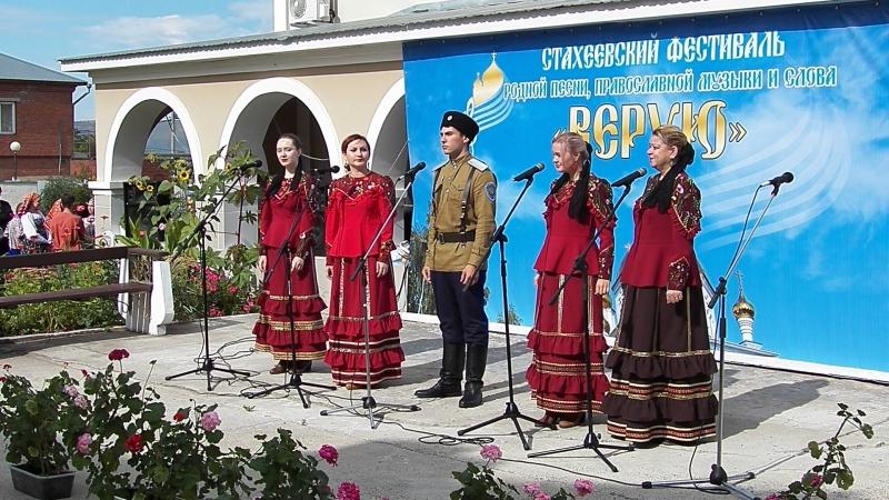 Многолика дева моя Земля. Народный ансамбль песни КрАсота (Нижнекамск).
