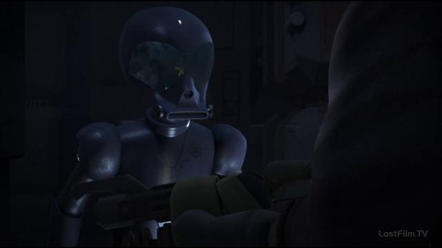 Звёздные войны Повстанцы 13 серия 3 Сезон