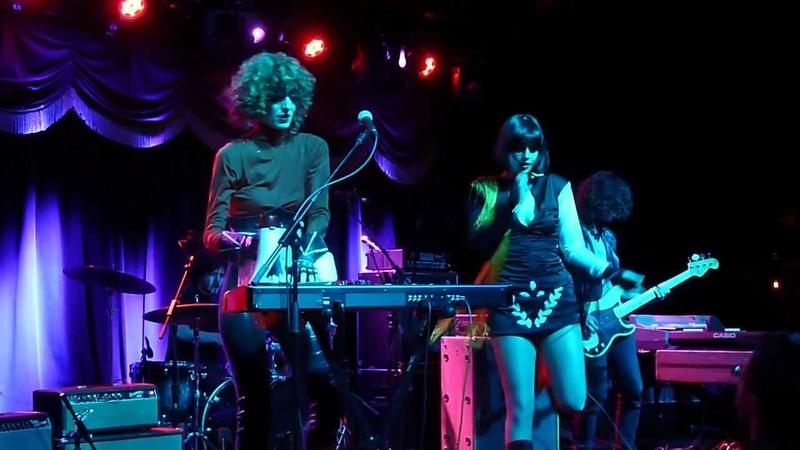 09.08.2012 - Beach House (Live @ Brooklyn Bowl)