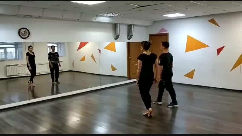 Школа Танцев Драйв. Соло латина