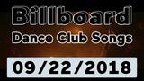 Billboard Top 50 Dance Club Songs (September 22, 2018)