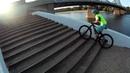 Лестница на набережной