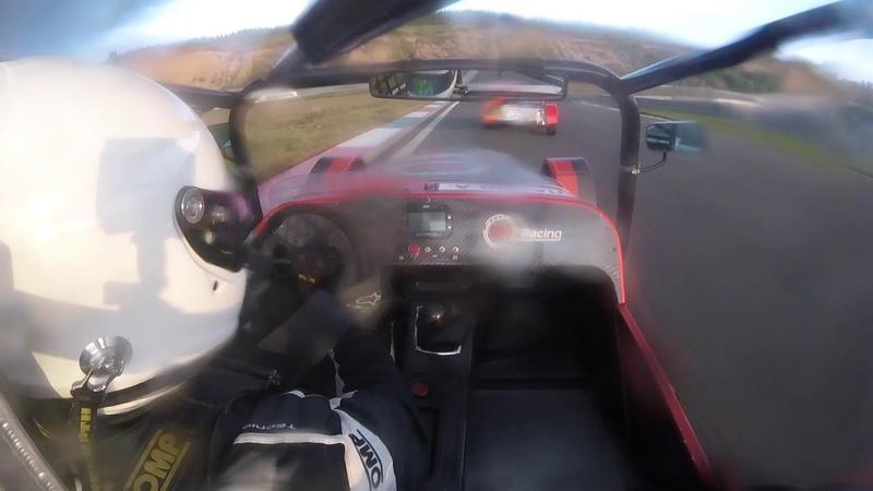 3-й этап DK Racing Cup, Kazanring