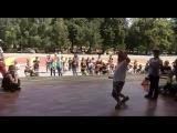mr.President Western Anniversary battle г.Батайск hip hop baby 👏😉✌️